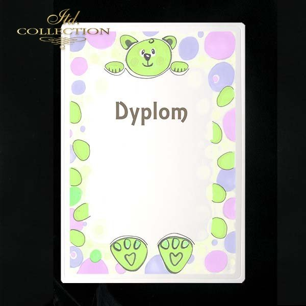 dyplom DS0027