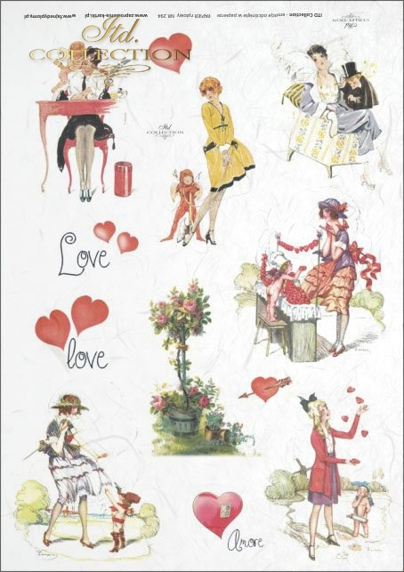 in love, Valentine's Day, heart, amor, cupid, R294