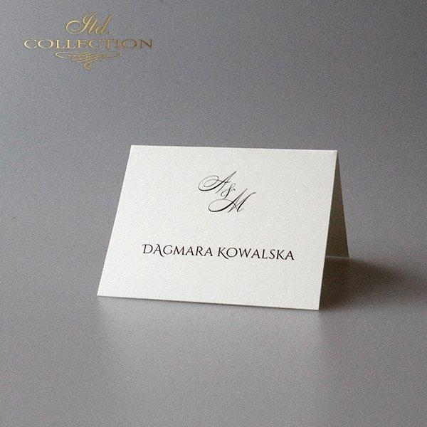 Zaproszenia ślubne / zaproszenie 2022