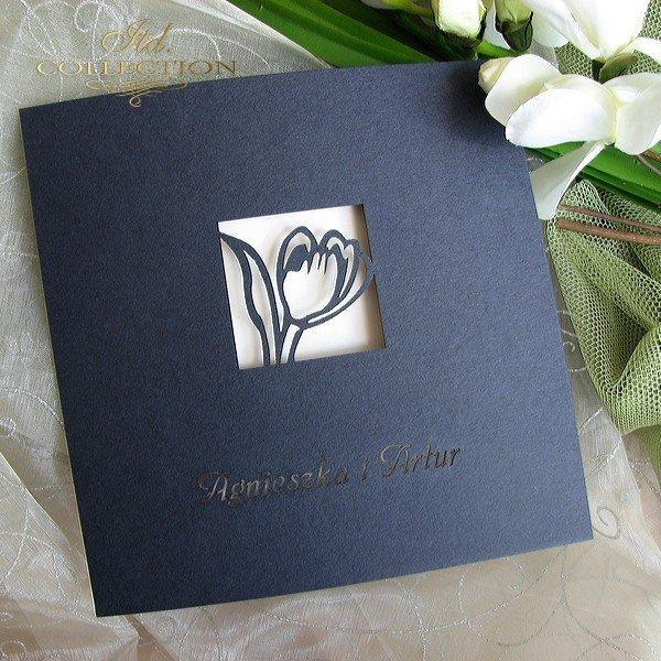 Kartka Okolicznościowa KO1692-90 z kopertą