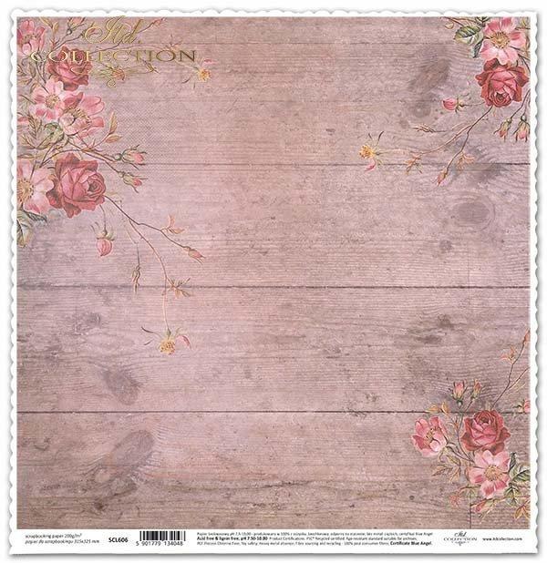 Scrapbooking Papierblumen*скрапбукинга бумажных цветов*álbum de recortes de flores de papel