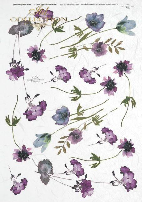 rice-paper-decoupage-flowers-buds-garden-meadow,-R0118