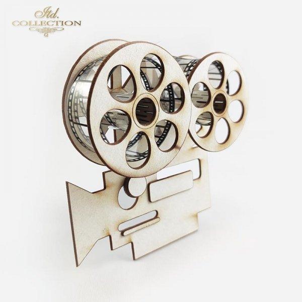 kamera do sklejenia, makieta*a camera to be glued together, a model*eine Kamera zum Zusammenkleben, ein Modell*una cámara para pegar, un modelo