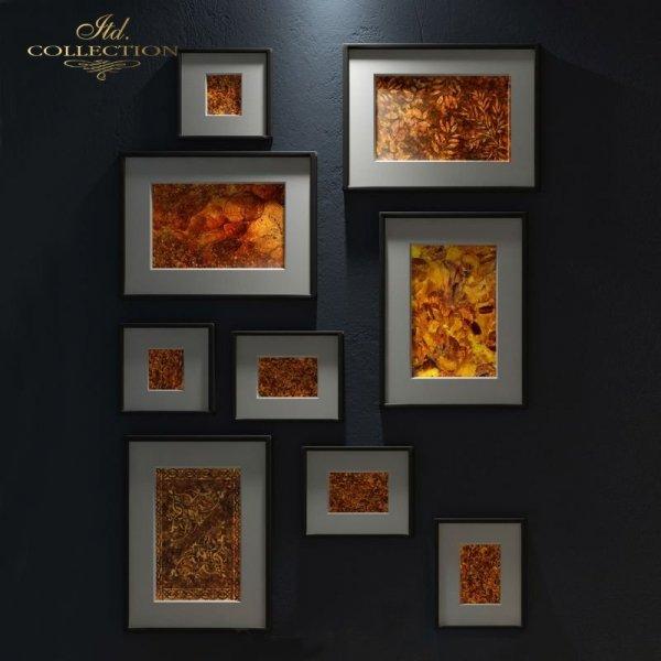 bursztyn - amber - Bernstein - obrazki na ścianę - example 04