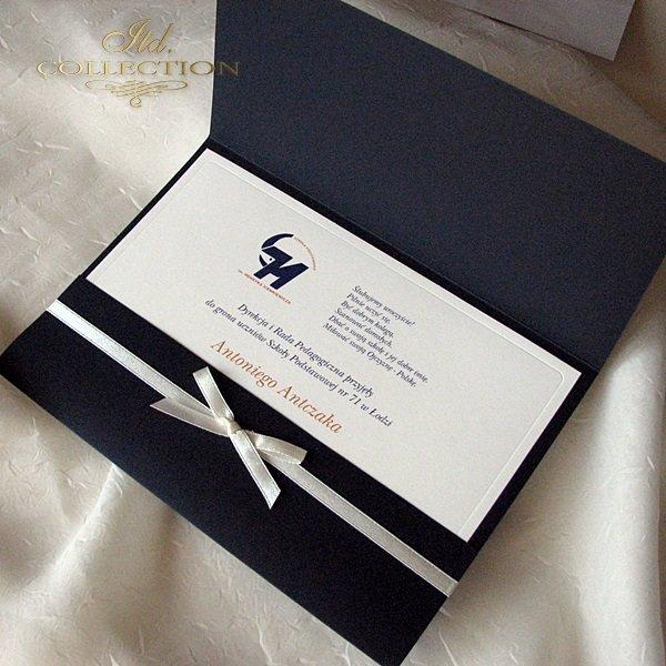 Zaproszenie biznesowe ZB002