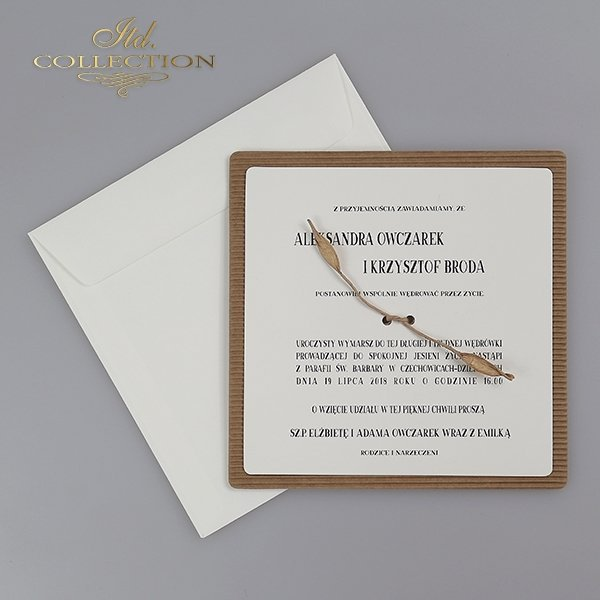 Einladung 2064 Hochzeitseinladungen*Pozvánka 2064 svatební pozvánky*Invitación 2064 invitaciones de boda