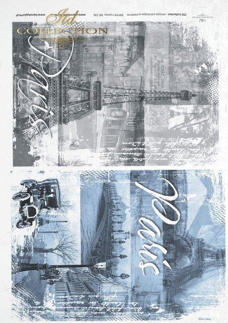 Paris, cities, foggy, morning, Eiffel Tower, bridge, historic car