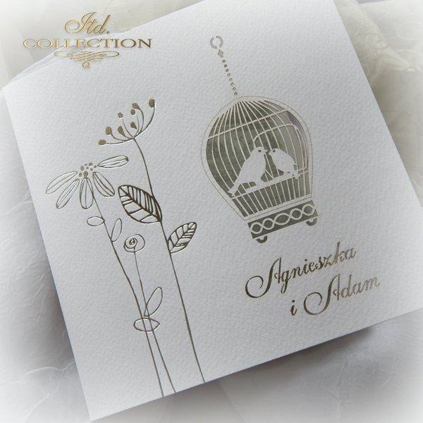 Zaproszenia ślubne / zaproszenie 1746_98_23