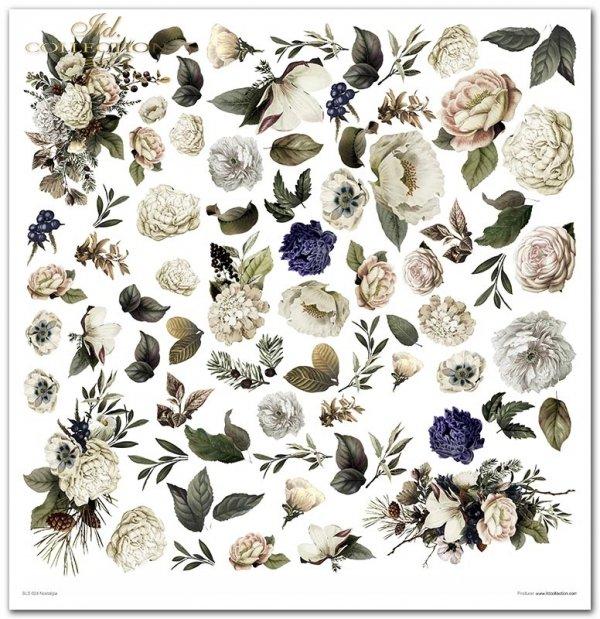Nostalgia*Kwiaty, kwiatki, listki, kompozycje kwiatowe, bukiety