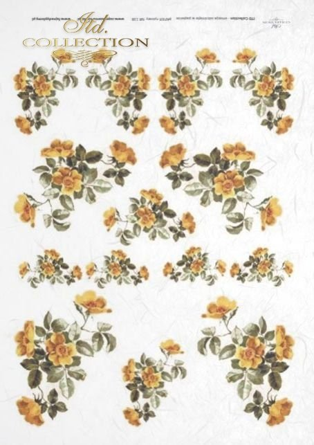 decoupage-rice-paper-flowers-buds-leaves-rose-roses-garden-R0138
