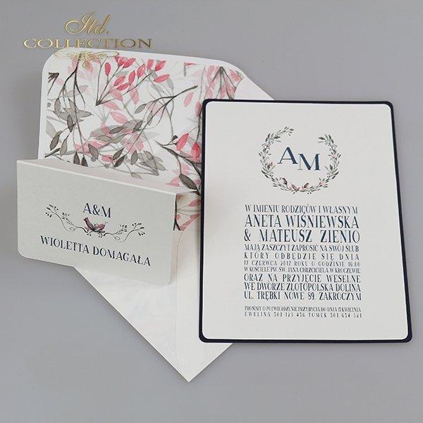 Einladung 2066 Hochzeitseinladungen*Pozvánka 2066 svatební pozvánky*Invitación 2066 invitaciones de boda