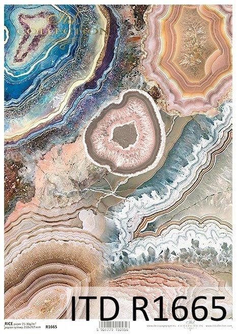 Piedras preciosas, fondo, papel pintado, Ágata*Edelsteine, Hintergrund, Tapete, Achat