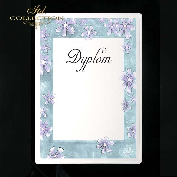 dyplom DS0019
