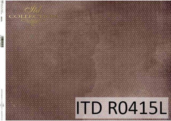 Papier ryżowy ITD R0415L