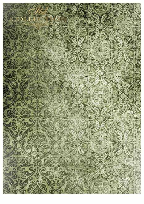 Скрапбукинг бумаги в наборах - Magic Garden * Papeles de Scrapbooking en sets - Magic Garden
