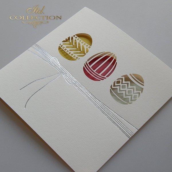 kartki wielkanocne biznesowe*easter business cards*Ostern Visitenkarten