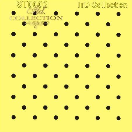 ST0002 - kropki, duże kropki
