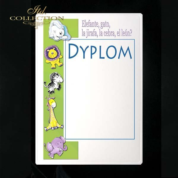dyplom DS0137