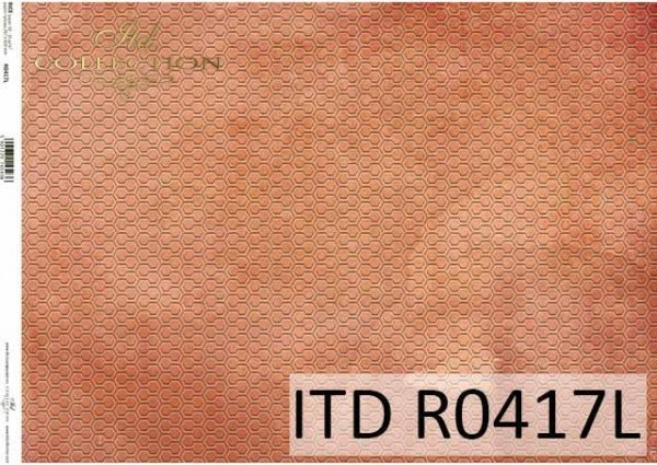 Papier ryżowy ITD R0417L