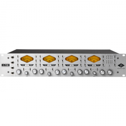 Uniwersal Audio 4-710d - preamp mikrofonowy