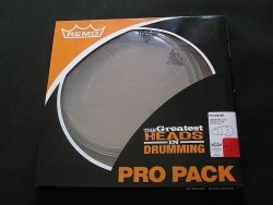Remo Emperor Clear Standard Pro Pack