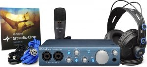 Presonus Audiobox iTwo Studio Pack - zestaw do nagrywania
