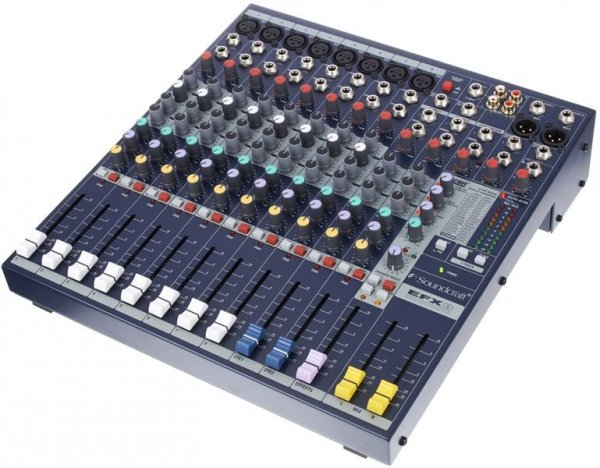 SoundCraft EFX 8 - mikser audio