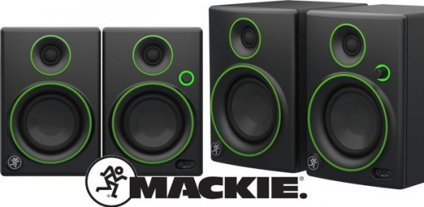 Mackie CR3 - monitory multimedialne