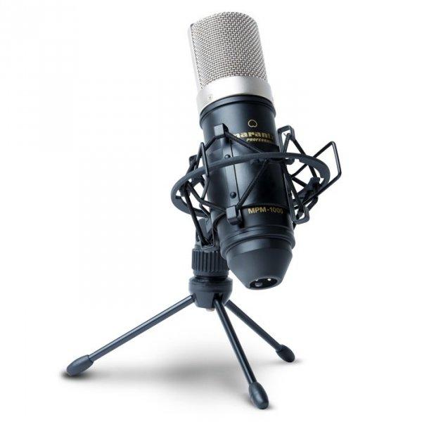 Marantz MPM1000 - mikrofon pojemnościowy