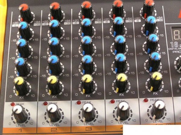 Karsect KT-06P - mikser audio
