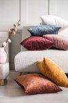 Bergen duża kremowa poduszka dekoracyjna 50x50