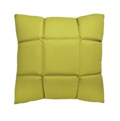 Trix duża poduszka dekoracyjna 50x50 cm. oliwkowa MOODI