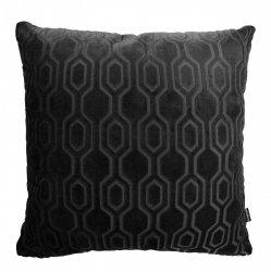 Honey czarna poduszka dekoracyjna 50x50