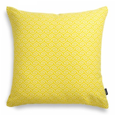 Żółta poduszka ogrodowa San Remo 45x45