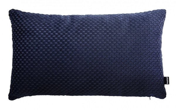 Laika granatowa poduszka dekoracyjna 50x30