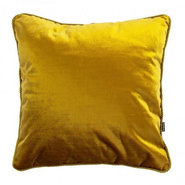 Glamour złota poduszka dekoracyjna 45x45