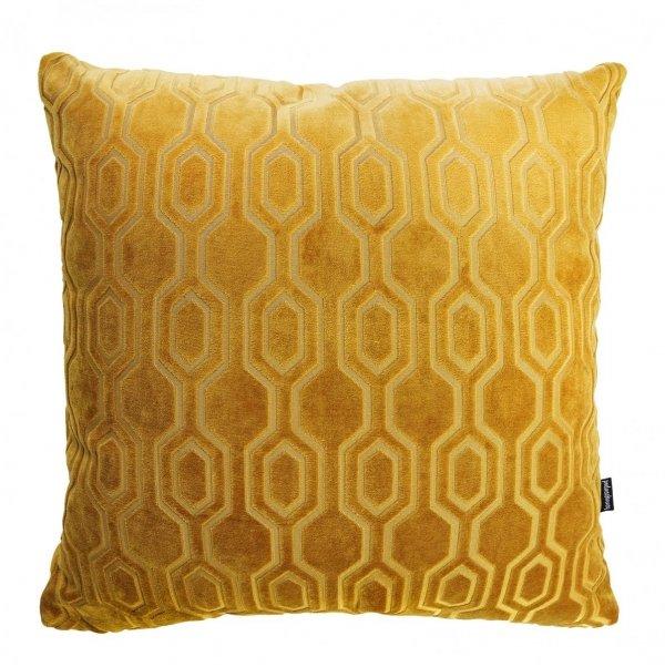 Honey miodowa poduszka dekoracyjna 50x50
