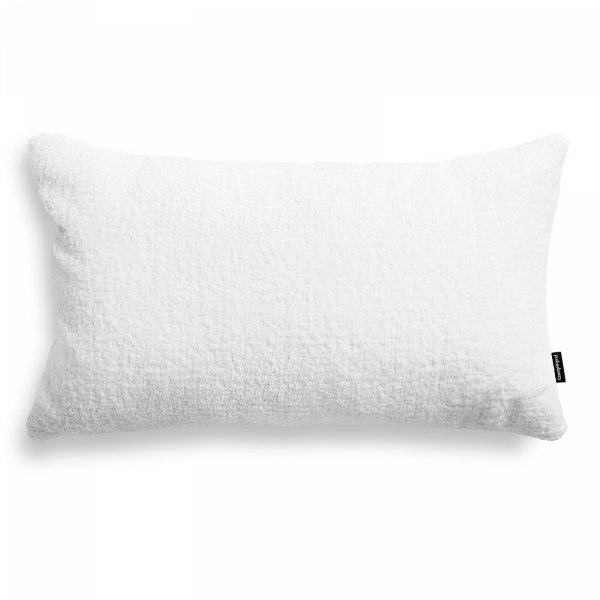 Bergen biała poduszka dekoracyjna 50x30