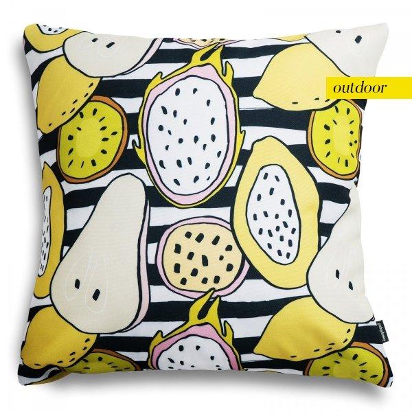 Poduszka ogrodowa Lemon 45x45