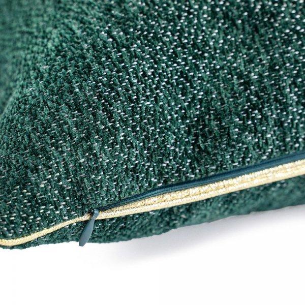 Alaska zielona poduszka dekoracyjna 50x30