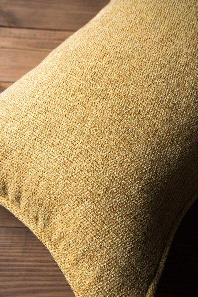 Terra poduszka dekoracyjna 50x30 cm. żółta