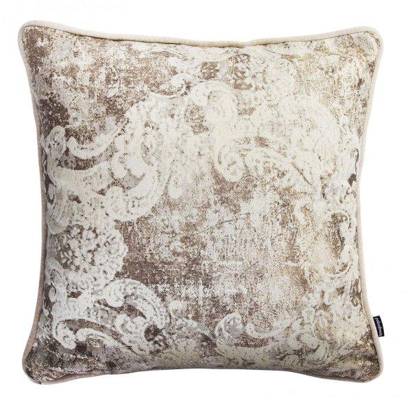 Kremowa poduszka dekoracyjna Gold