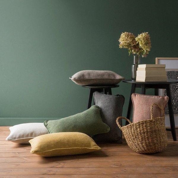 Terra poduszka dekoracyjna 50x30 cm. beżowa