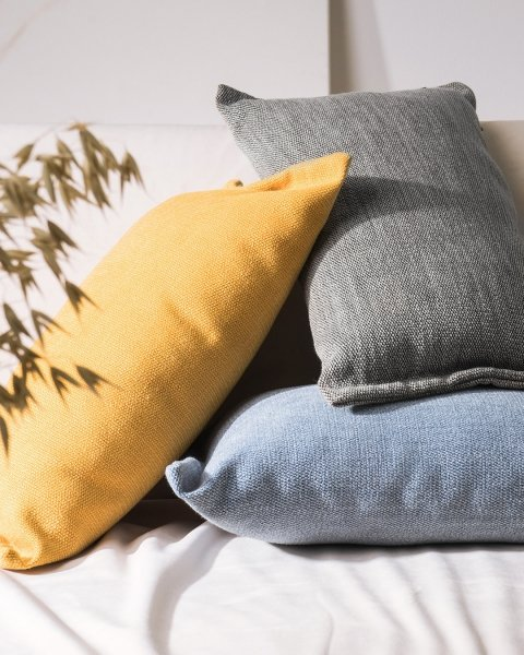 Fitto poduszka dekoracyjna 50x30 cm. żółta