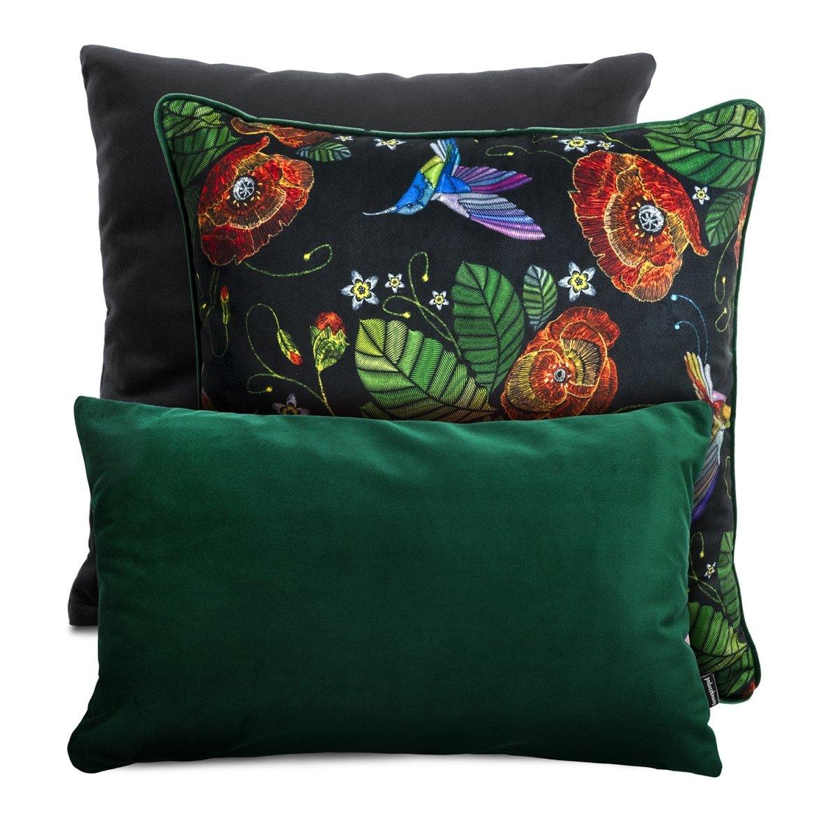 Zestaw poduszek dekoracyjnych Maki
