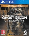 TOM CLANCY'S GHOST RECON BREAKPOINT GOLD EDITION PS4 PL