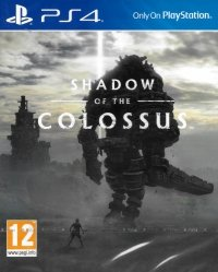 SHADOW OF THE COLOSSUS PS4 PL