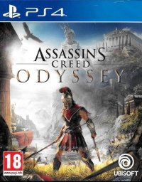 ASSASSIN`S CREED ODYSSEY PS4 PL