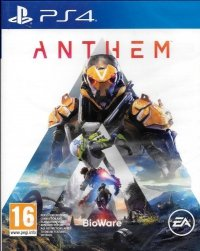 ANTHEM PS4 PL