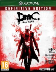DMC DEVIL MAY CRY DEFINITIVE EDITION XBOX ONE PL